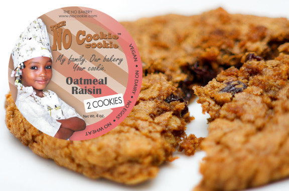 vegan oatmeal raisin